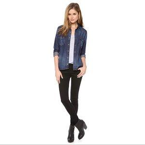 rag & bone | High-Rise Skinny Jeans | 29